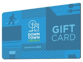 Downtown lincoln association downtown gift cards downtown lincoln gift cards are available in 10 through 500 denominations and can be redeemed at any business currently participating in the program colourmoves