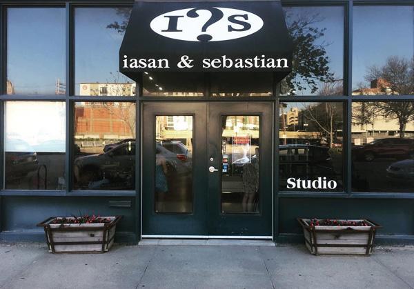 Iasan & Sebastian Studio Salon