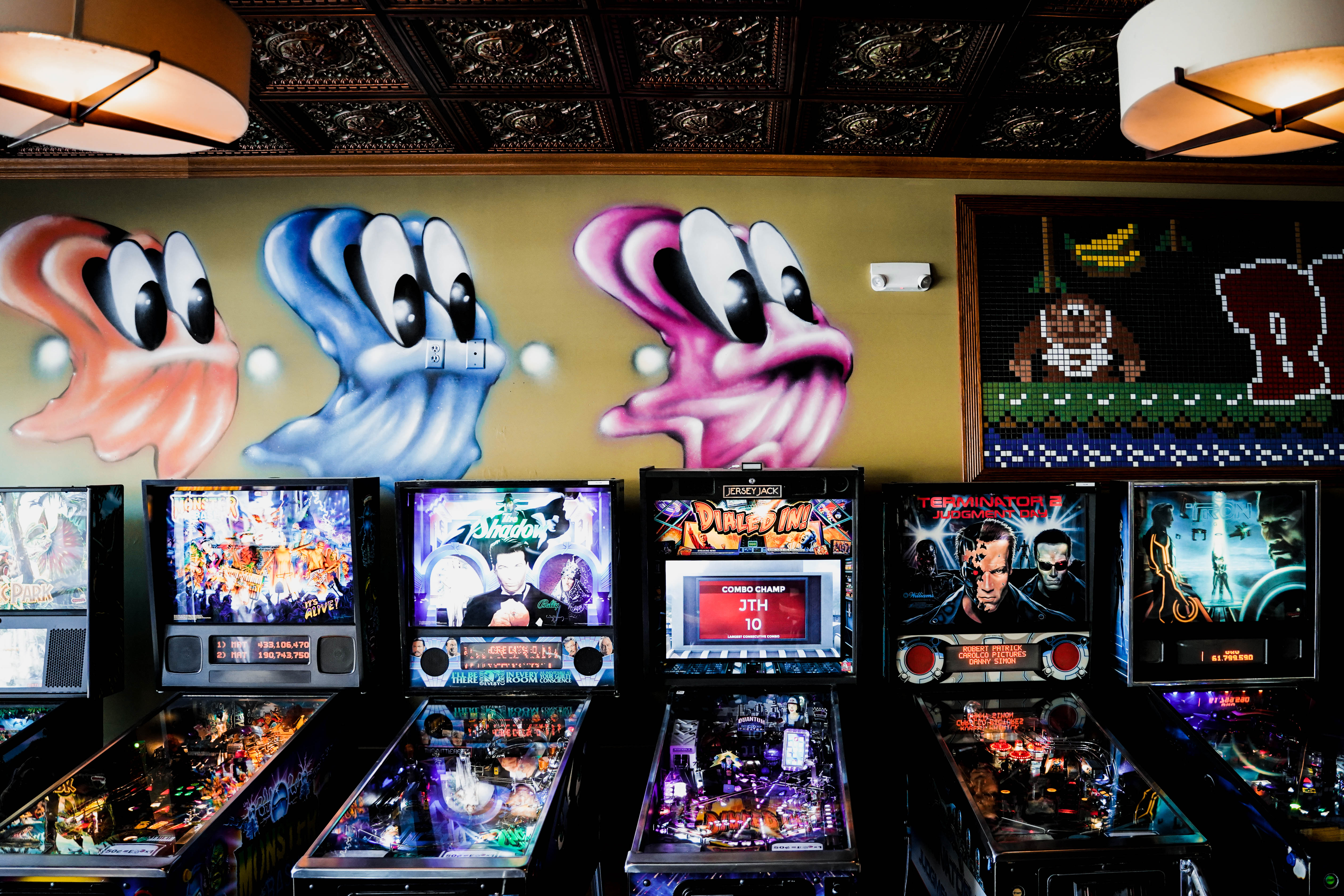 Jake's Brings Arcade to 14th