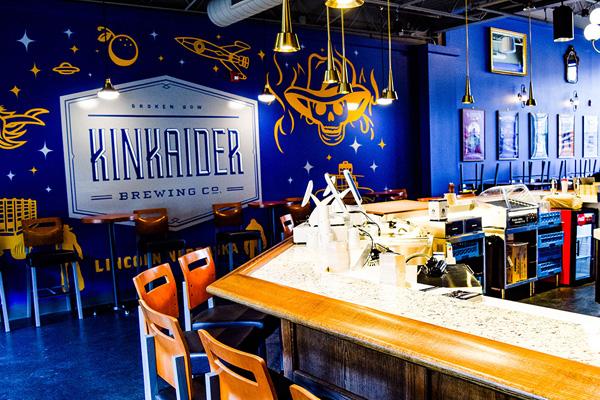 Kinkaider Brewing