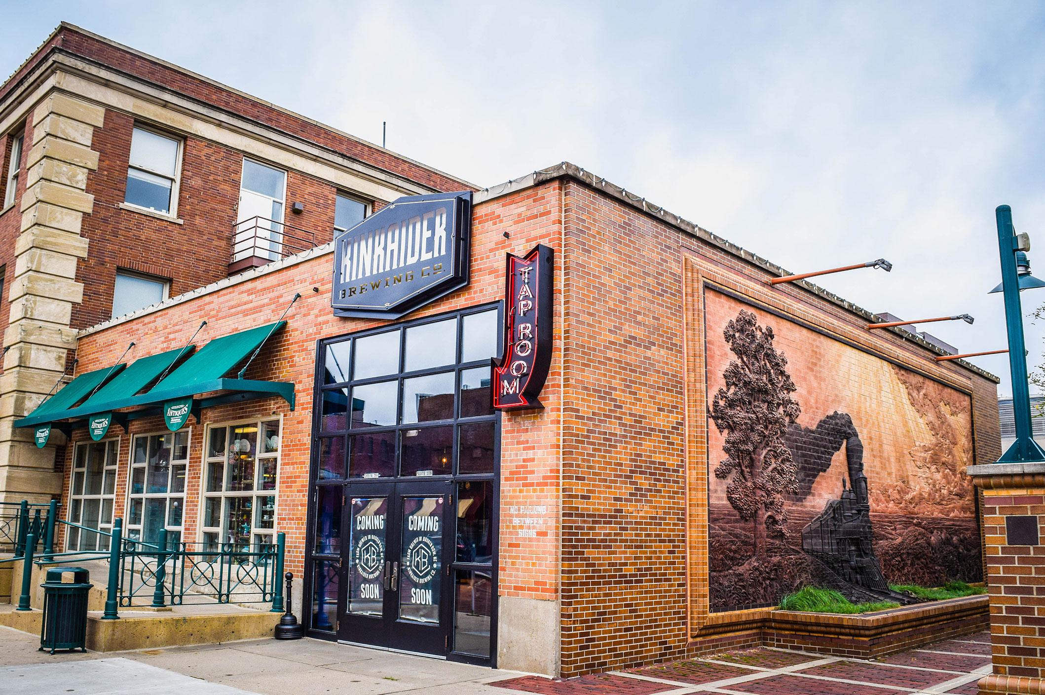 Kinkaider Brewery Opens Third Location in Lincoln Haymarket