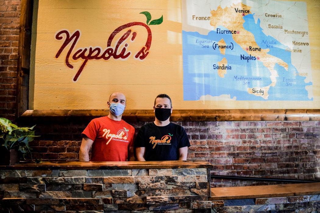 Napoli's Italian Joins the Historic Haymarket