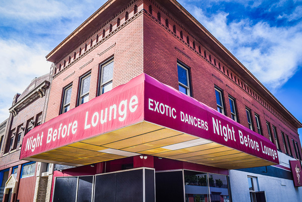 The Night Before Lounge