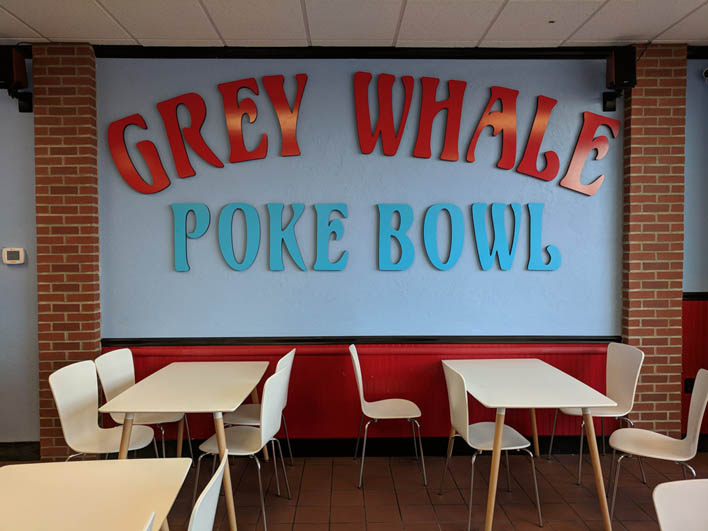 Grey Whale Poke Bowl