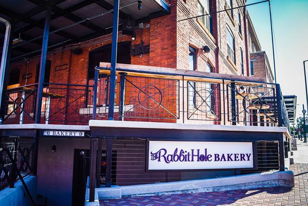 The Rabbit Hole Bakery