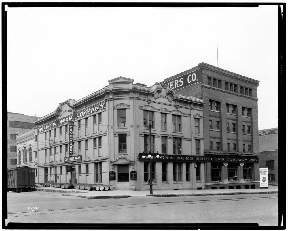 35. Grainger Brothers 1906 Warehouse