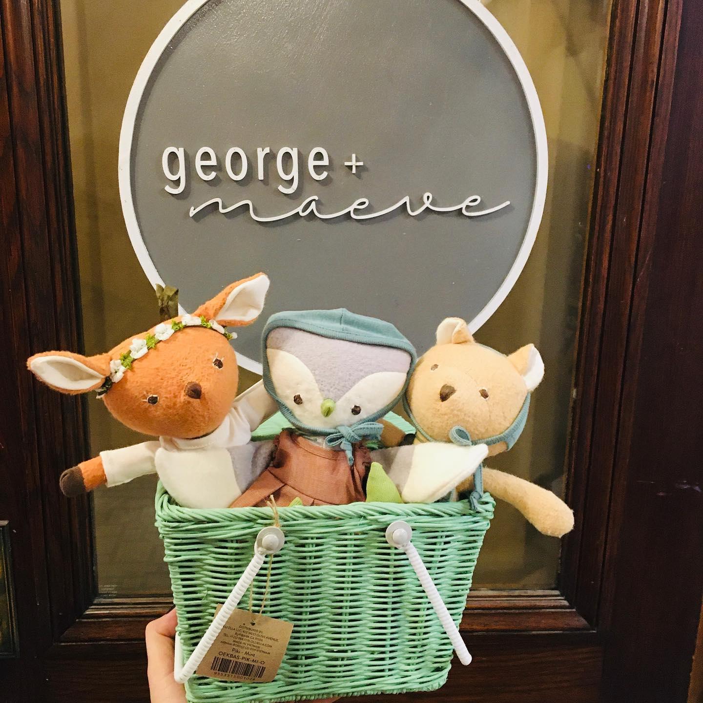 George + Maeve