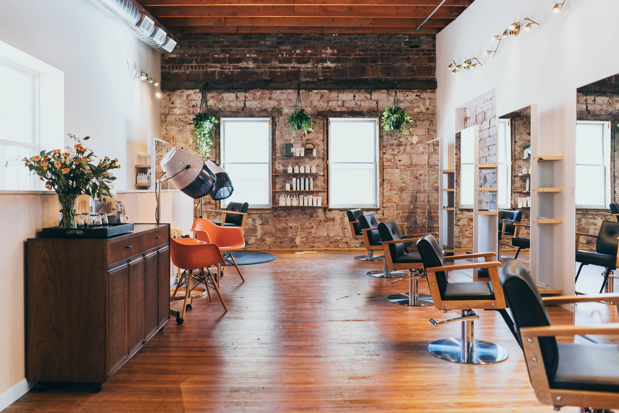 Photo by Nicolette Wagner Unbound Photography & Bringing the Modern Hair Salon Back to its Roots| Downtown Lincoln NE