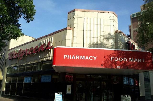 Walgreens Drug Store