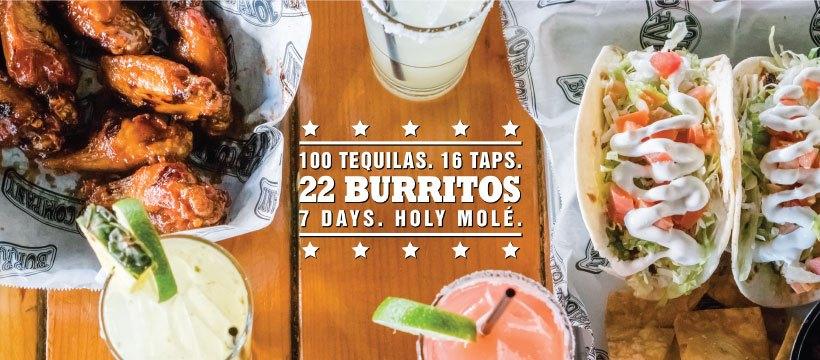 10th Avenue Burrito