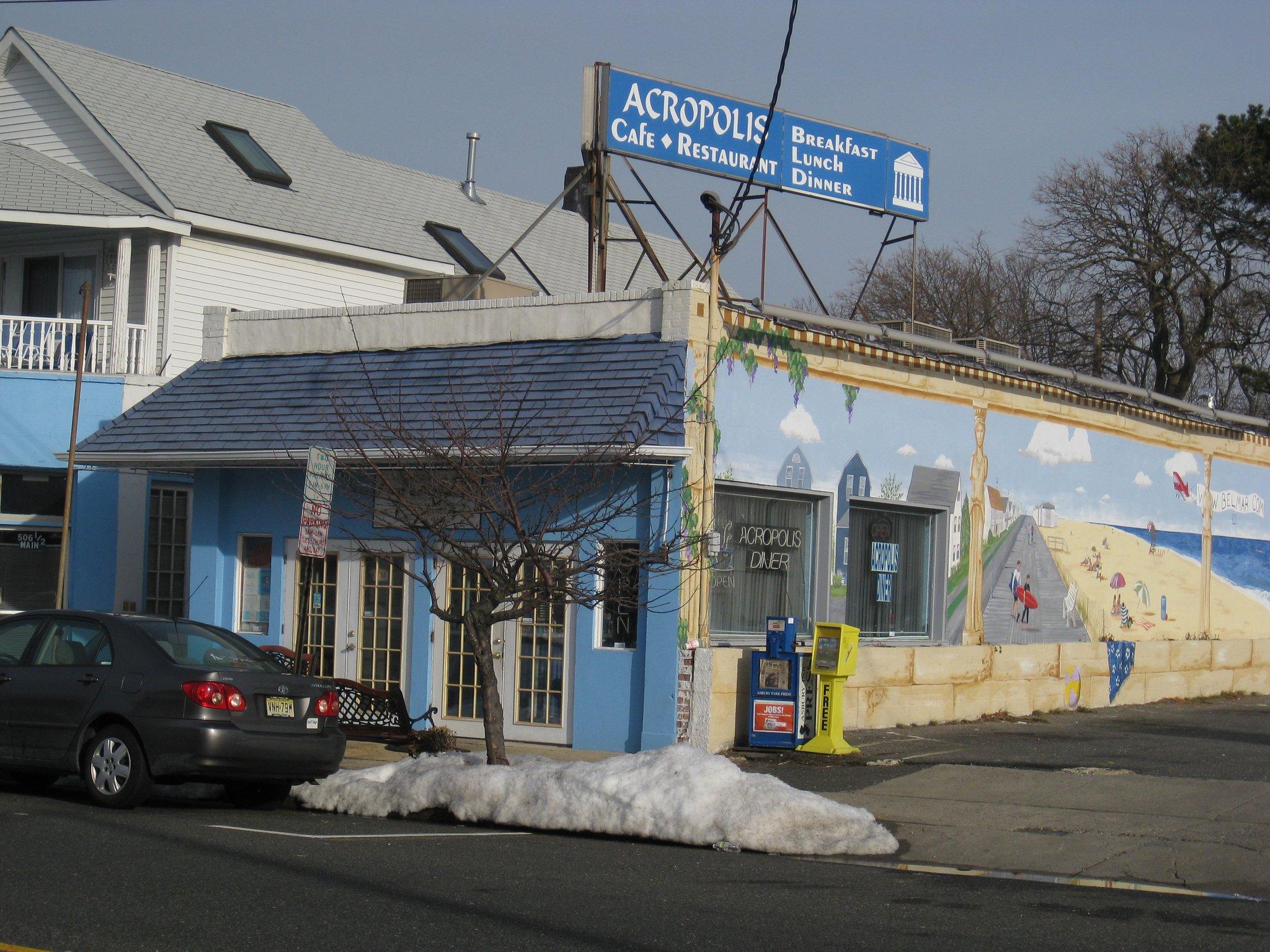 Acropolis Café & Restaurant
