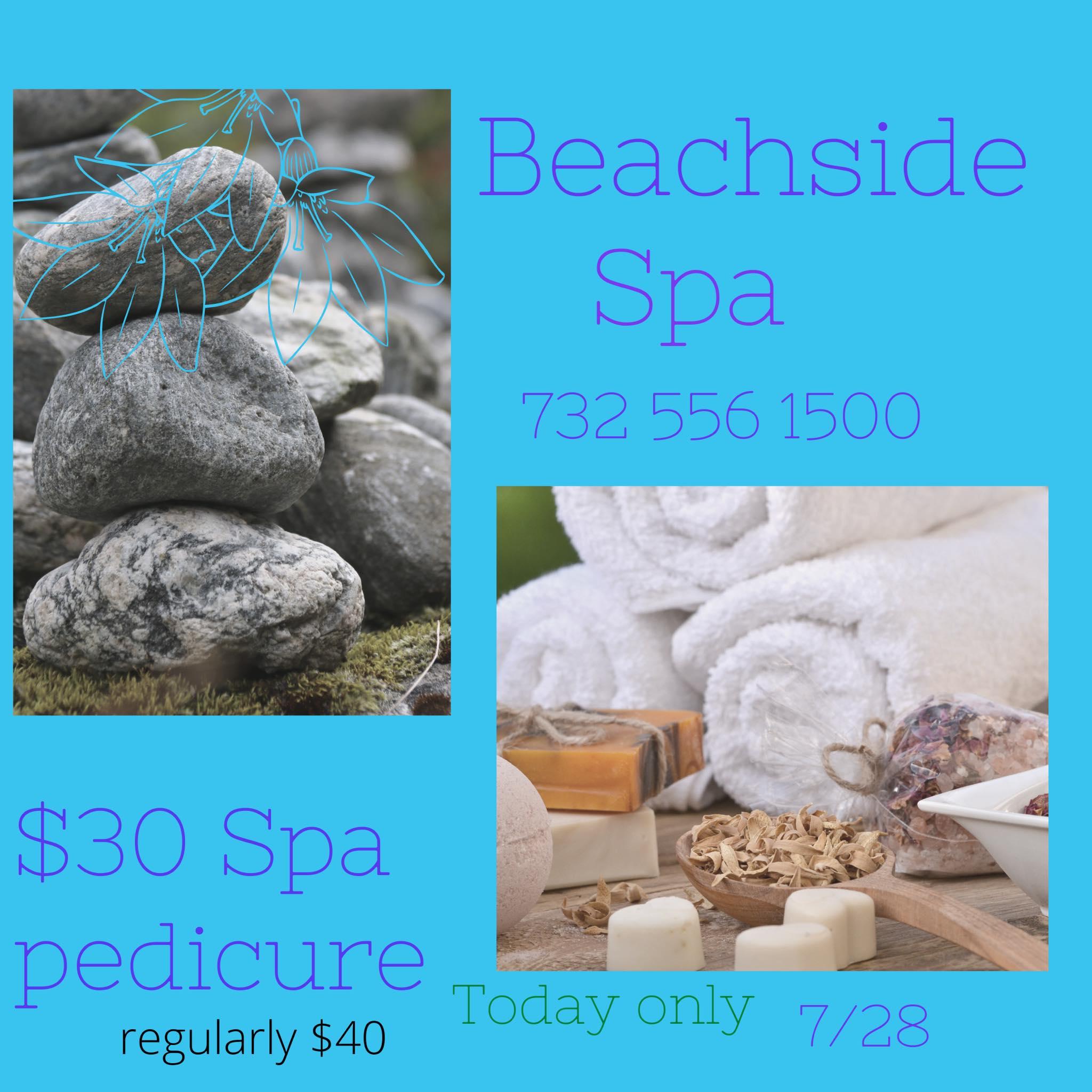 Beachside Spa