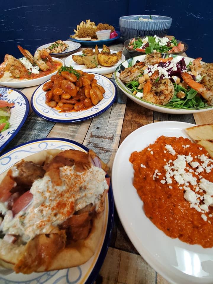 Mr. Greek Mediterranean Cuisine