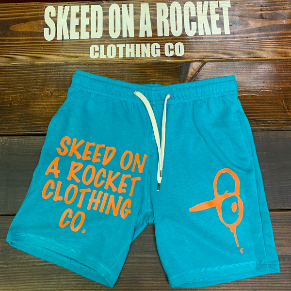 Skeed on a Rocket Clothing Co