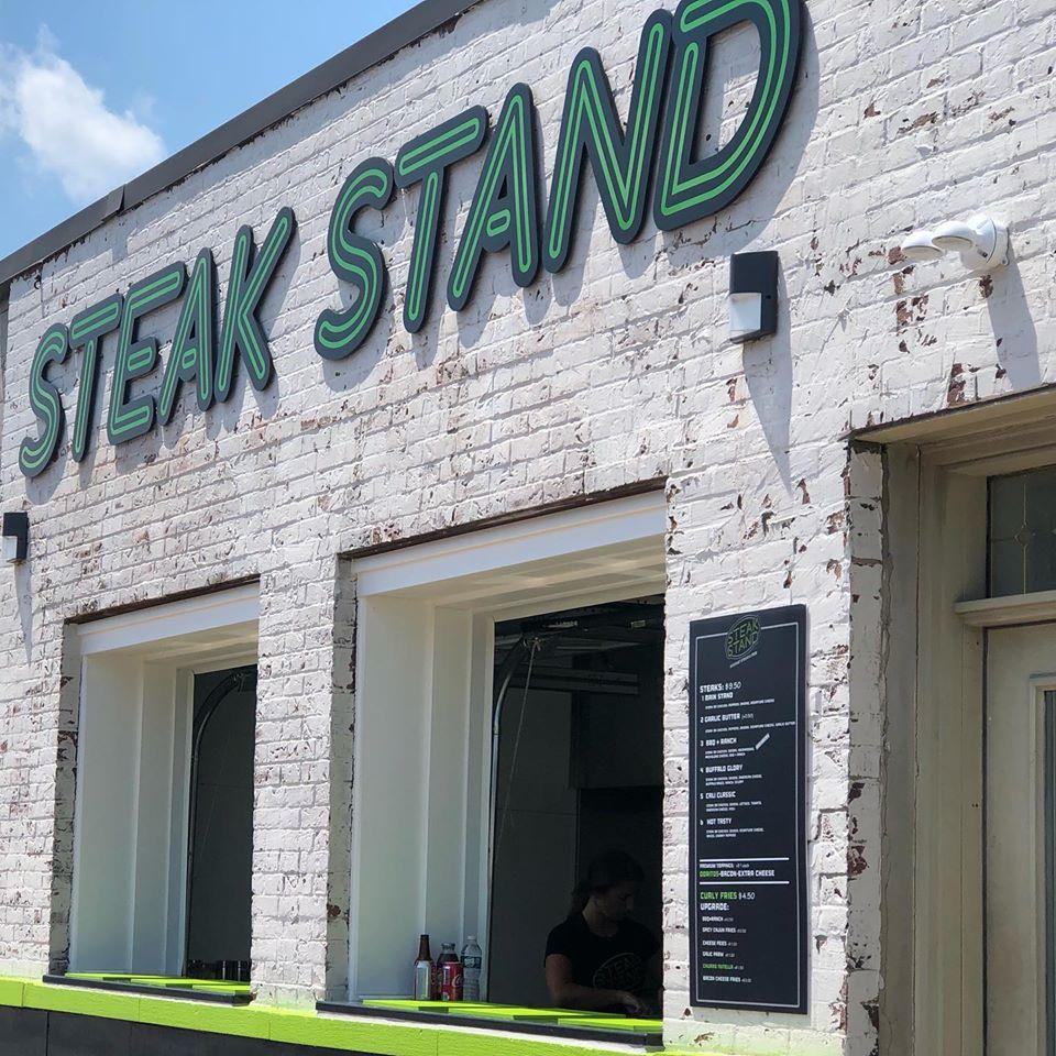 Jag Steak Stand