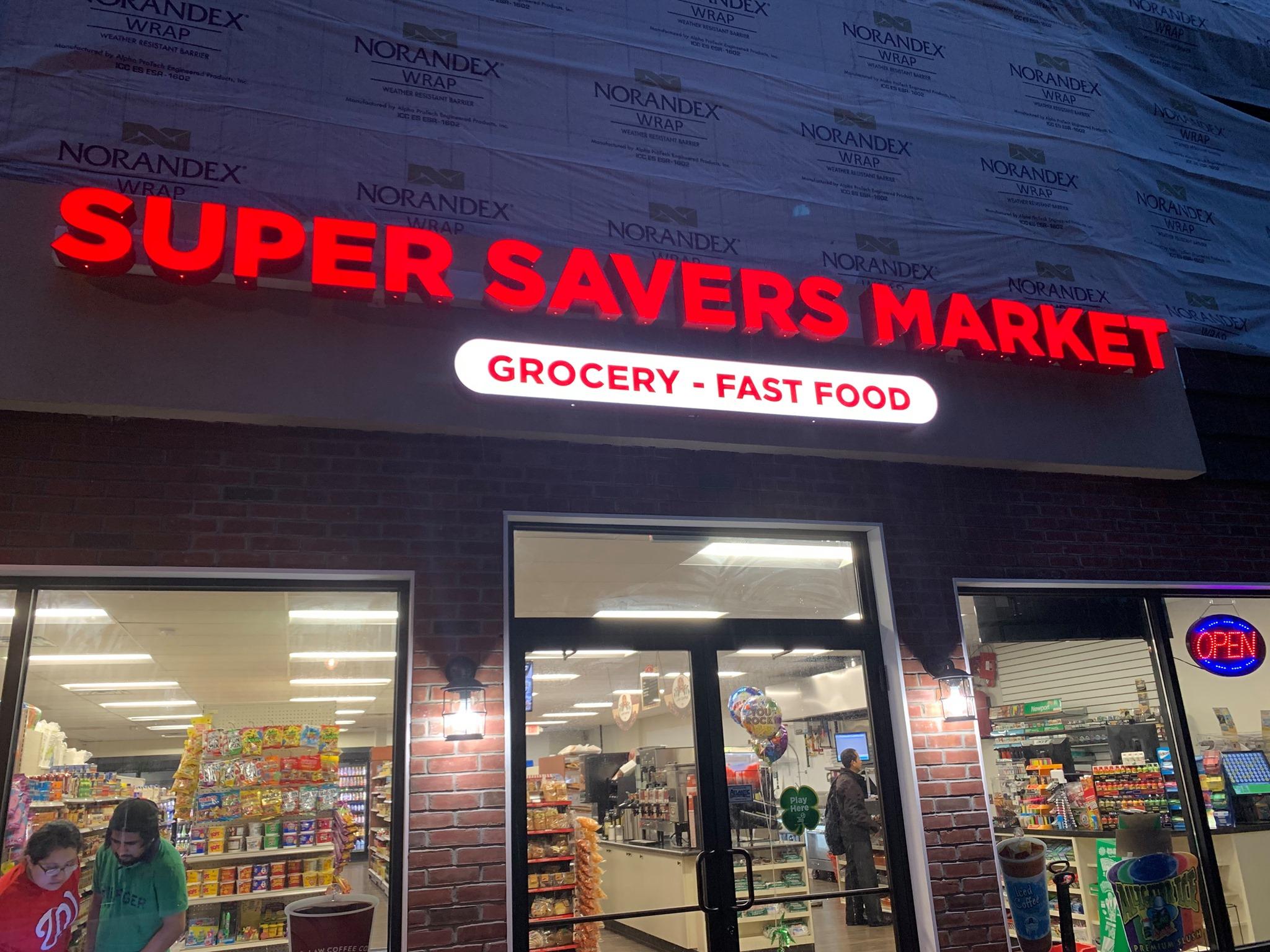 Supersaver Market
