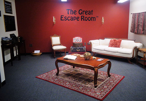 The Great Living Room Escape Walkthrough Youtube