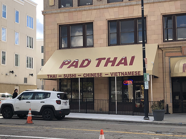 Image result for pad thai akron