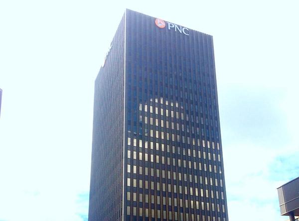 PNC Bank | Downtown Akron, OH