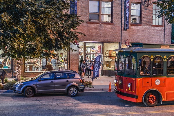 Akron Trolley