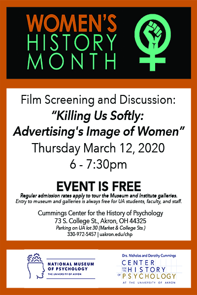 Free Film Event For Women S History
