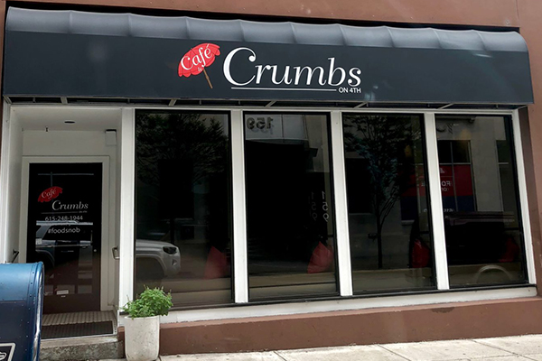 Cafe Le Crumbs