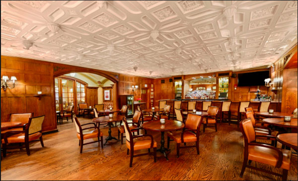 Oak Bar at The Hermitage Hotel