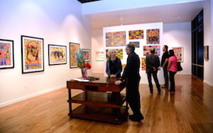 Hatch Show Print's Haley Gallery