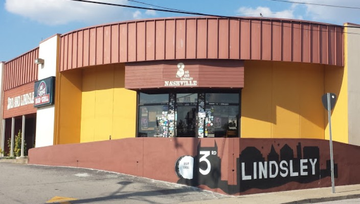 3rd and Lindsley