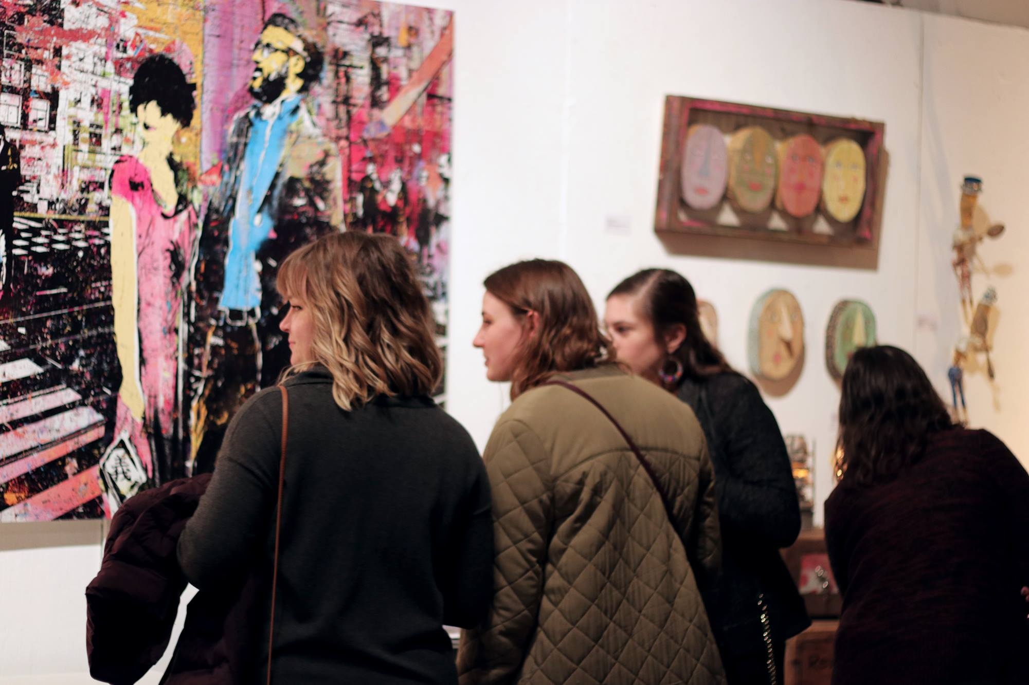 First Saturday Art Crawl | Events | Downtown Nashville
