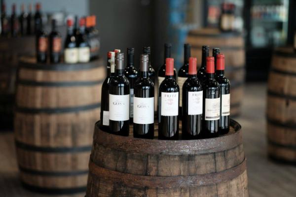 Cork & Barrel Wine and Spirits