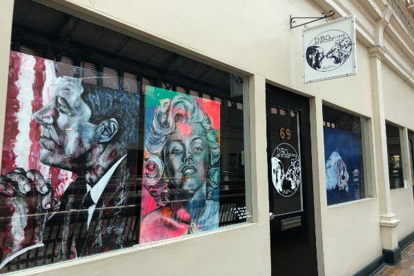 DBO Gallery