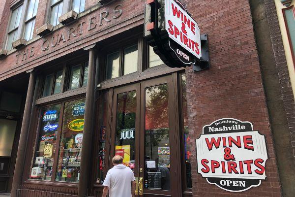 Downtown Nashville Wine and Spirits
