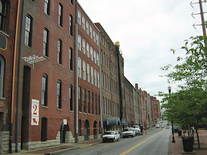 Historic Front Street Warehouses
