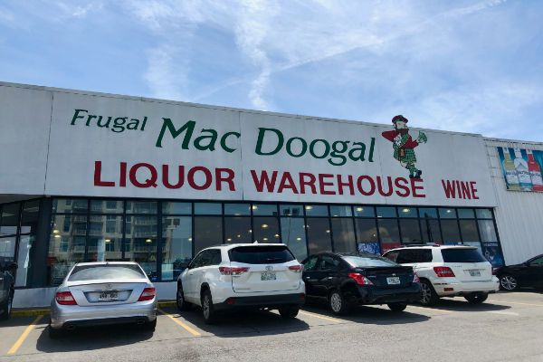 Frugal MacDoogal Warehouse