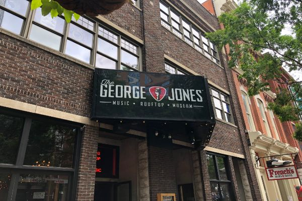 The George Jones Gift Shop