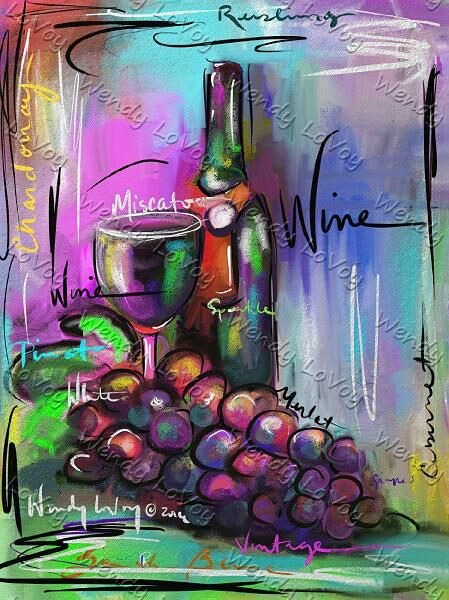 Drink Wine And Paint Nashville Tn