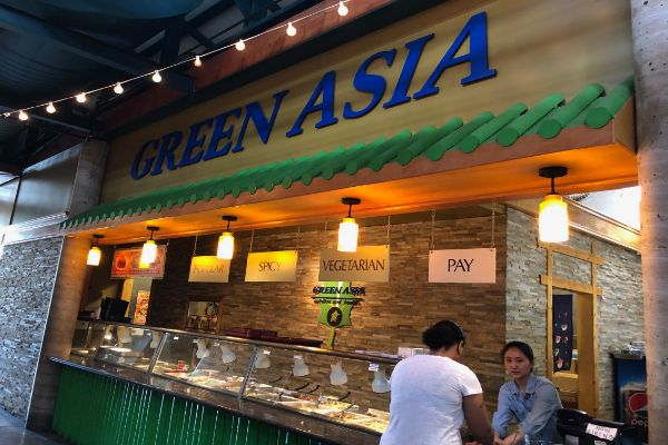 Green Asia
