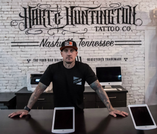 Hart & Huntington Tattoo Co. Nashville