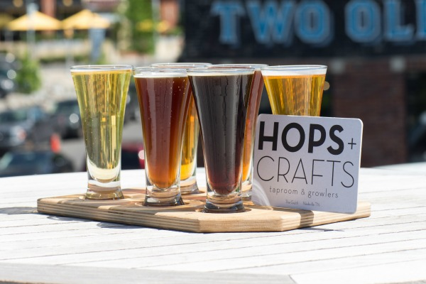 Hops + Crafts