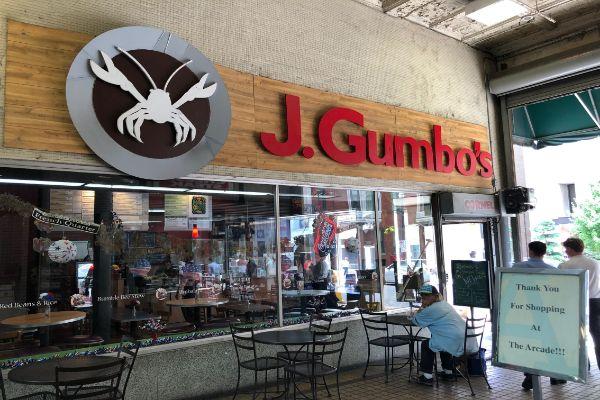 J. Gumbo's Cajun & Creole Co.
