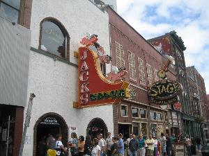 Jack S Bar B Que Downtown Nashville
