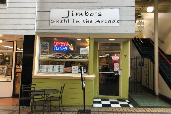 Jimbo's Sushi & Korean Food