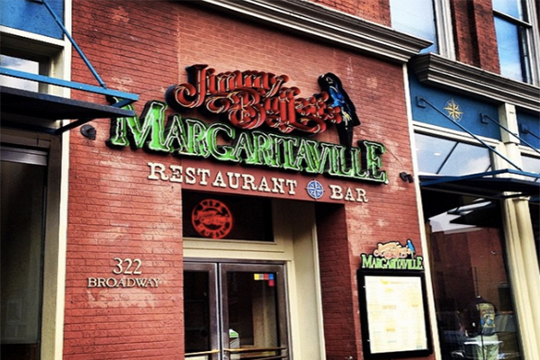 Jimmy Buffett S Margaritaville Nashville Downtown Nashville