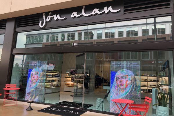 Jon Alan Salon