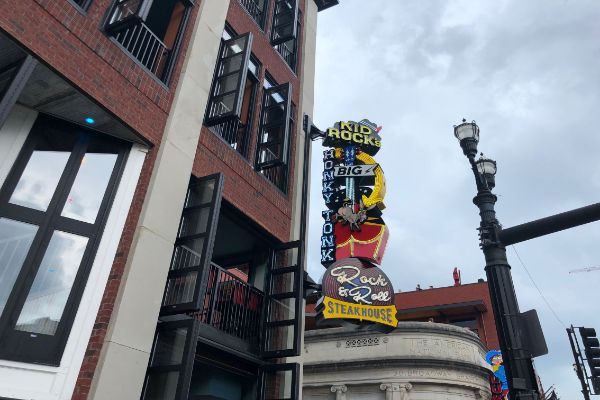 Kid Rock's Big Honky Tonk Rock N' Roll Steakhouse