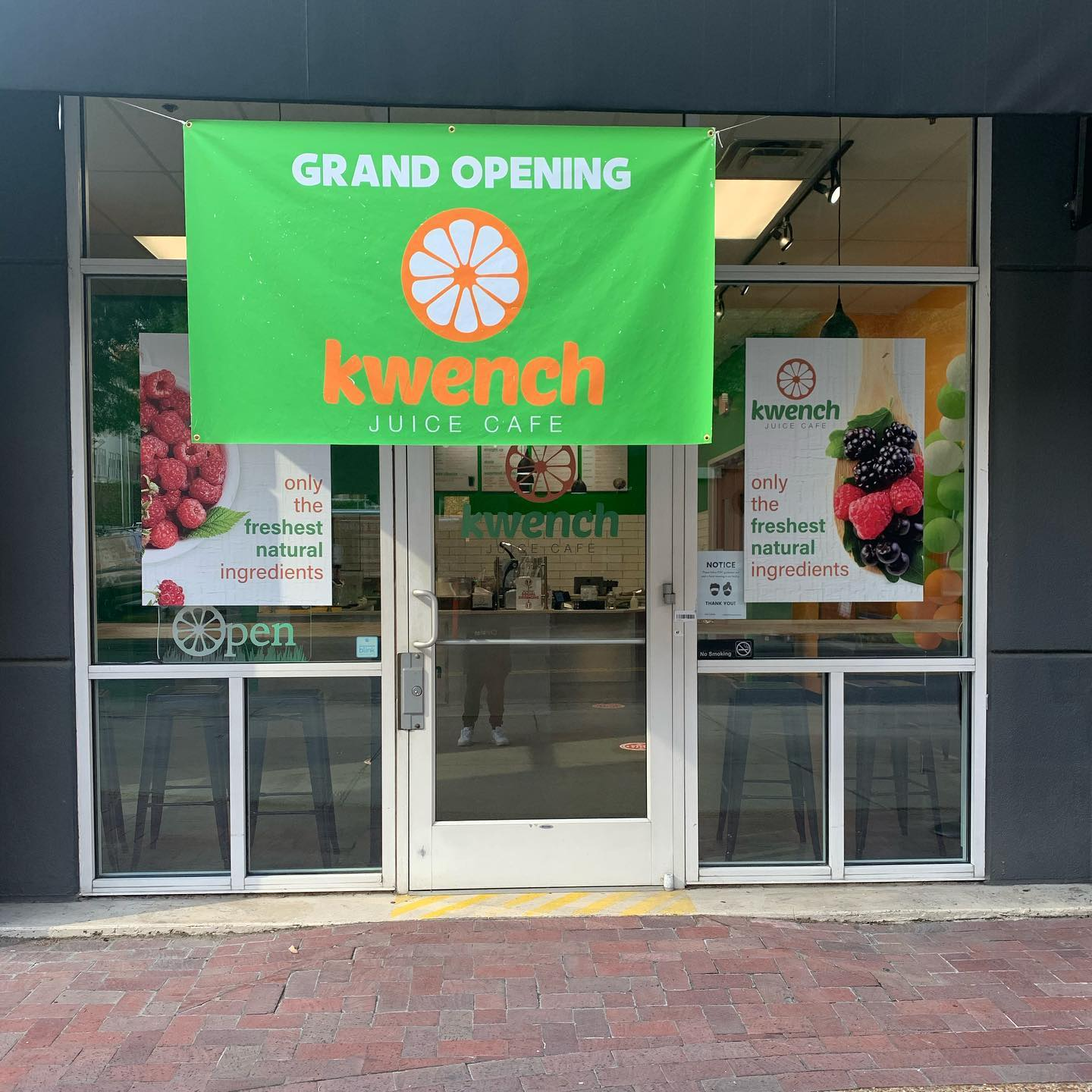 Kwench Juice Cafe