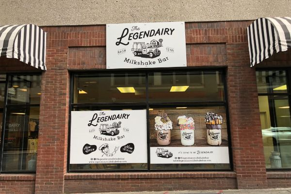 Legendairy Milkshake Bar