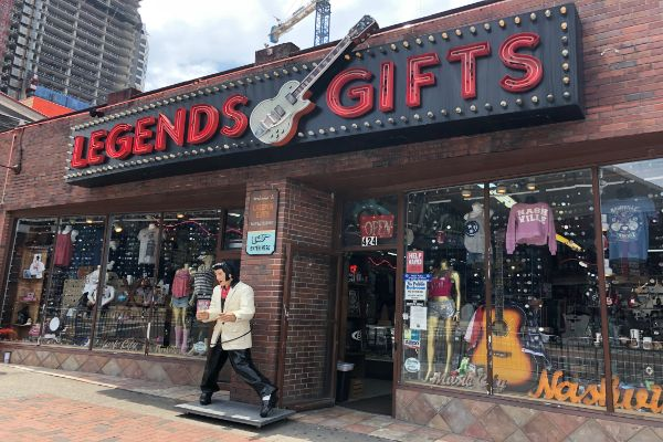 Legends Gift Shop