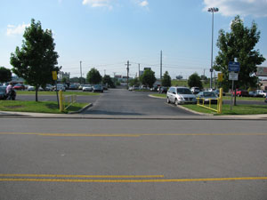 Nissan Stadium Lot A1
